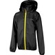 High Colorado Cannes Regenjacke Kinder schwarz